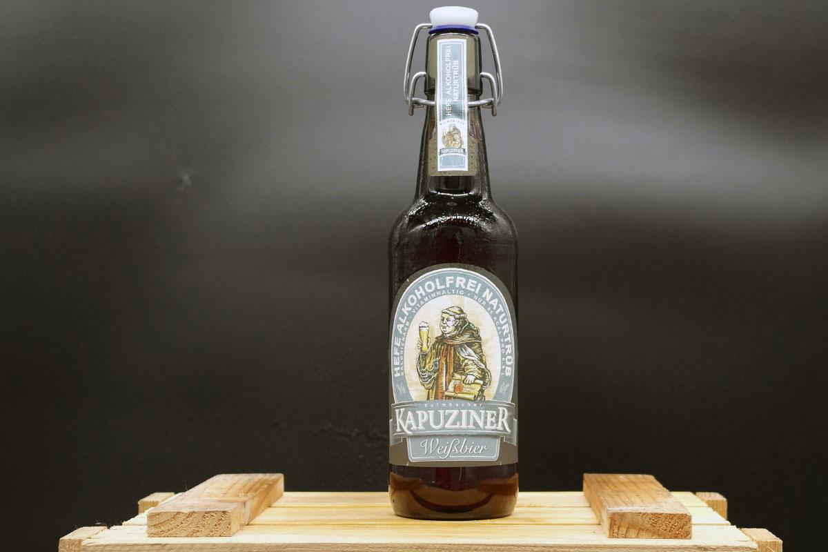 Kapuziner Weißbier Alkoholfrei