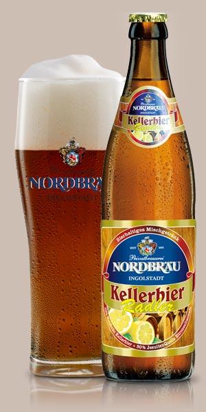 Nordbräu Kellerbier Radler