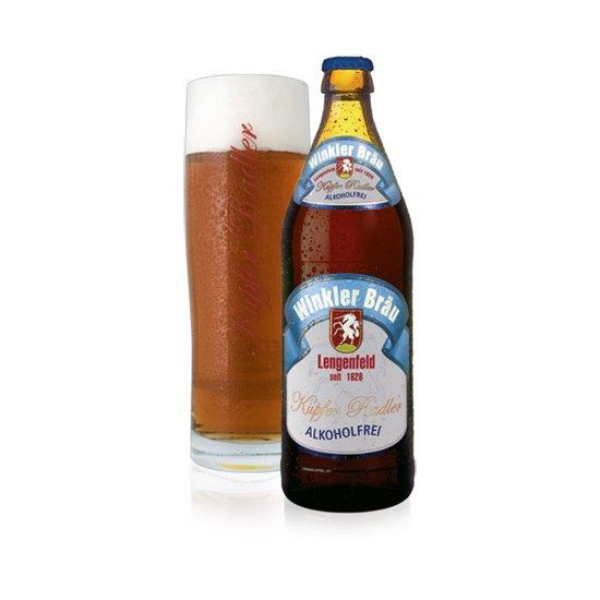 Winkler Kupfer Radler alkoholfrei