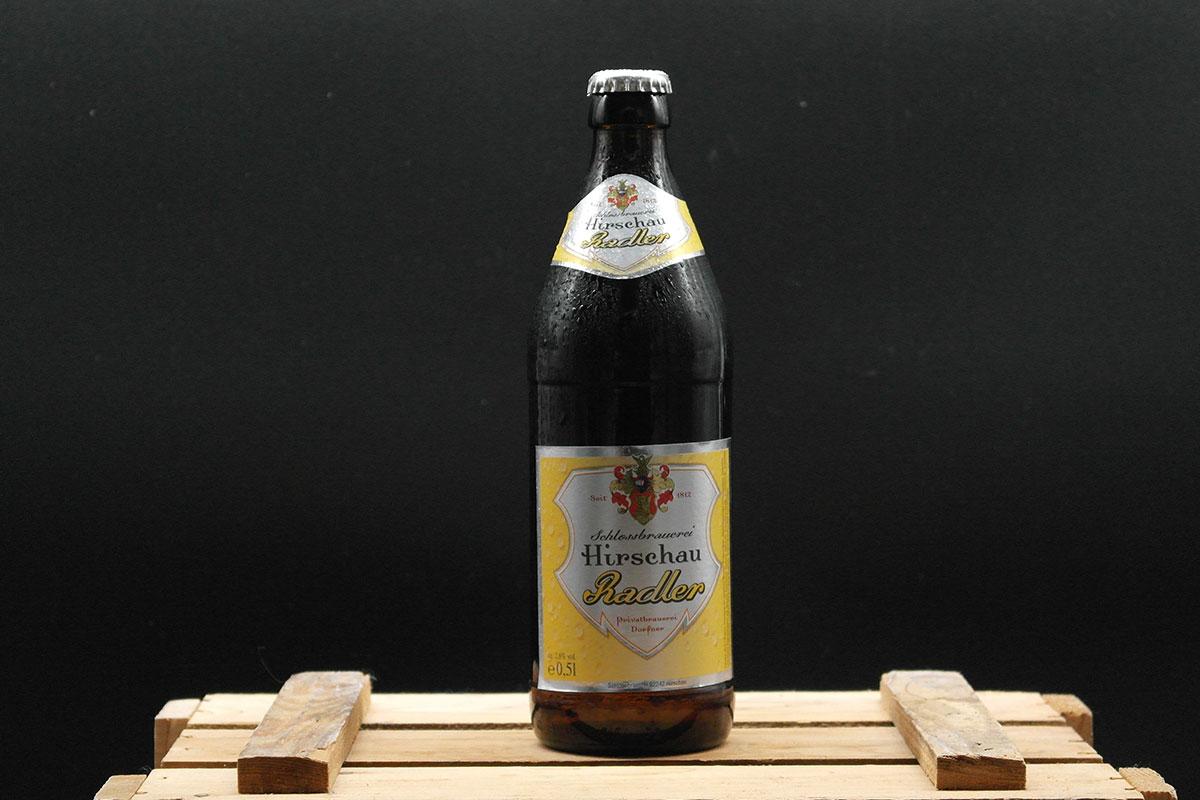 Hirschauer Radler 0,5