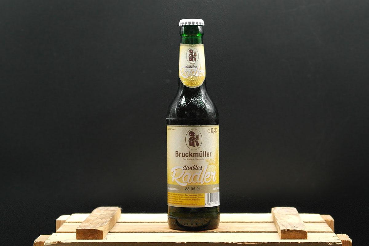 Bruckmüller dunkles Radler 0,33