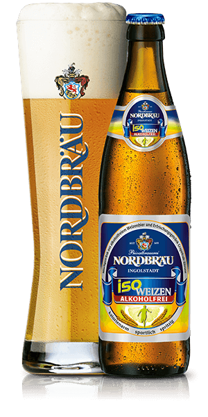 Nordbräu ISO Weizen alkoholfrei